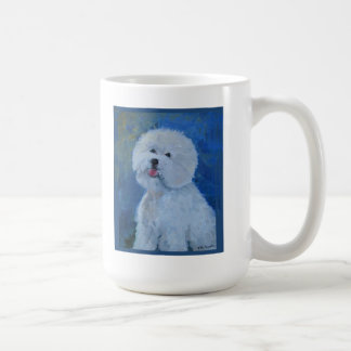I love Bichons Mug