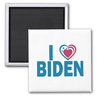 I Love Biden Magnets