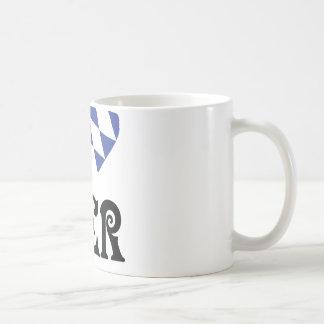 I love bier icon coffee mug