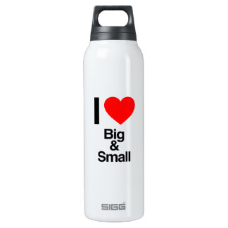 i love big and small SIGG thermo 0.5L insulated bottle