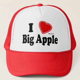 I Love Big Apple Trucker Hat