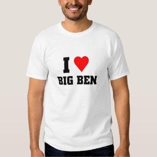 I love big Ben T Shirt