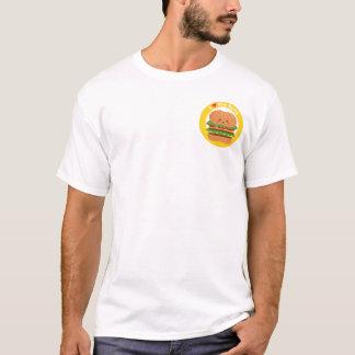 I Love Big Buns, Kawaii Big Burger T-Shirt