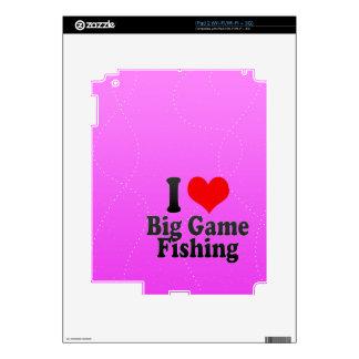 I love Big Game Fishing Skin For The iPad 2