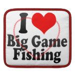 I love Big Game Fishing Sleeves For iPads