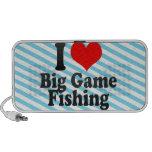 I love Big Game Fishing Travelling Speaker