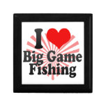 I love Big Game Fishing Trinket Boxes