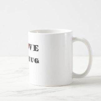 I Love Big Hug Classic White Coffee Mug