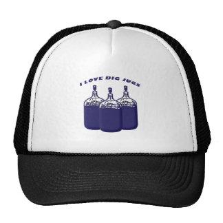 I Love Big Jugs Trucker Hat