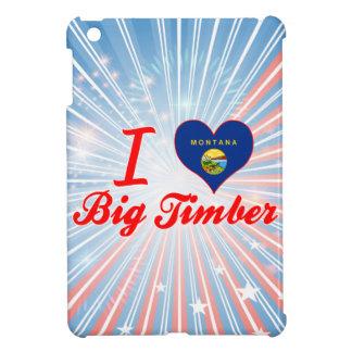 I Love Big Timber, Montana iPad Mini Cases