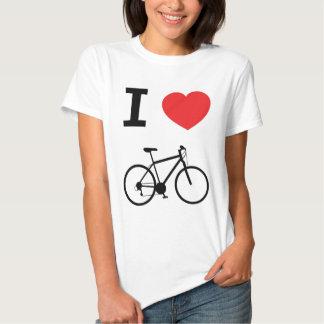 I love bikes t shirt