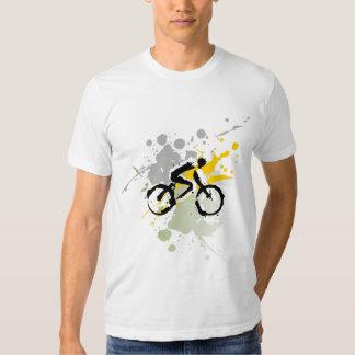 I Love Biking T Shirt