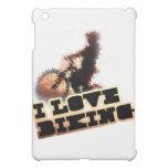 I Love Biking Wheelie Cover For The iPad Mini