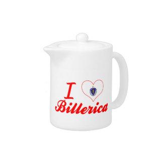 I Love Billerica, Massachusetts