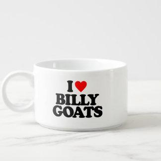 I LOVE BILLY GOATS CHILI BOWL