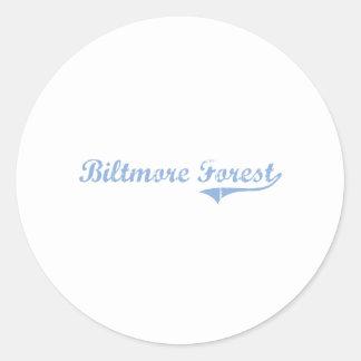 I Love Biltmore Forest North Carolina Sticker