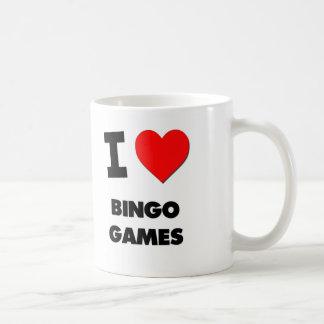 I Love Bingo Games Mug