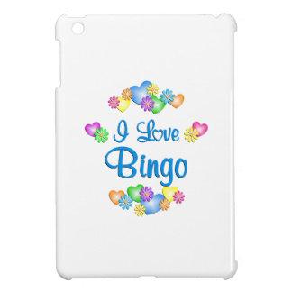 I Love Bingo Case For The iPad Mini