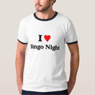 I love bingo night T-Shirt