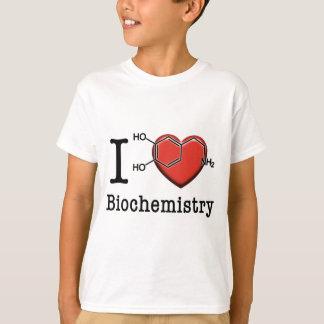 I Love Biochemistry T-Shirt