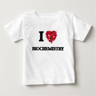 I Love Biochemistry Tshirt