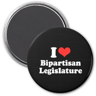 I LOVE BIPARTISAN LEGISLATU png Magnets
