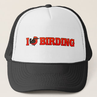 I Love Birding VEFL Trucker Hat