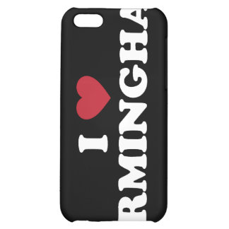 I love Birmingham Alabama iPhone 5C Case
