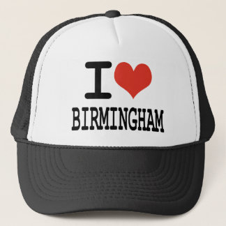 I love Birmingham Trucker Hat