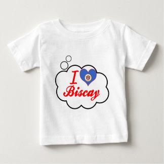 I Love Biscay, Minnesota Infant T-shirt