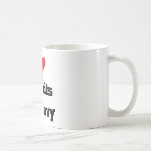 I love biscuits and gravy coffee mug