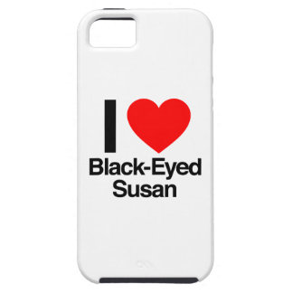 i love black-eyed susan iPhone 5 cases