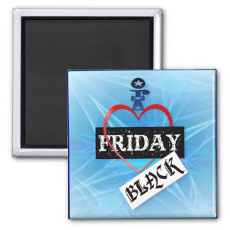 I Love Black Friday Magnets