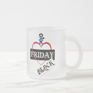 I Love Black Friday  Mugs