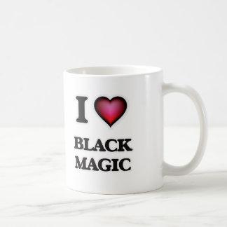I Love Black Magic Coffee Mug