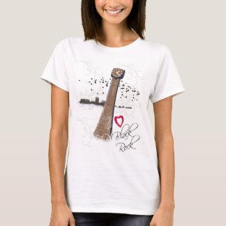 I Love Black Rock T-Shirt