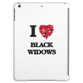 I love Black Widows Case For iPad Air