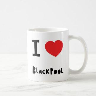 I love Blackpool Coffee Mug