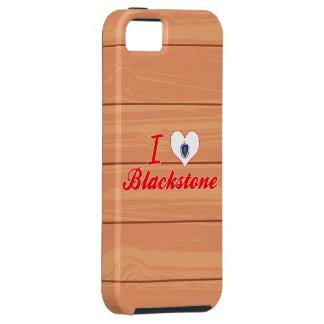 I Love Blackstone, Massachusetts iPhone 5 Cover