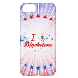 I Love Blackstone, Massachusetts Cover For iPhone 5C