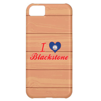 I Love Blackstone, Virginia iPhone 5C Covers