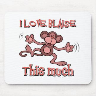 I love Blaise Mouse Pad