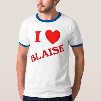 I Love Blaise T Shirt