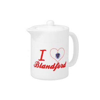 I Love Blandford, Massachusetts