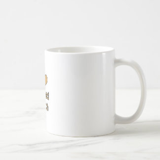 I Love Blended Scotch Coffee Mug