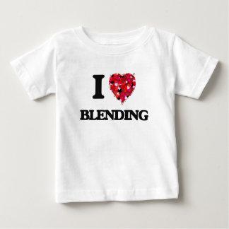 I Love Blending Infant T-shirt