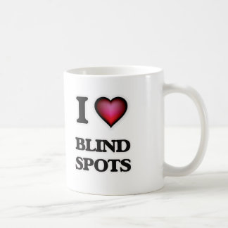 I Love Blind Spots Coffee Mug