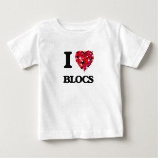 I Love Blocs Tshirt