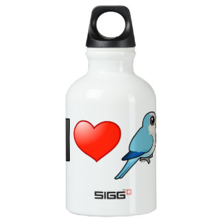 I Love Blue Quakers SIGG Traveler 0.3L Water Bottle