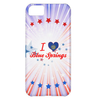 I Love Blue Springs, Nebraska iPhone 5C Cases